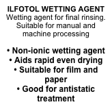 ILFOTOL WETTING AGENT