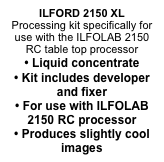 ILFORD 2150 XL